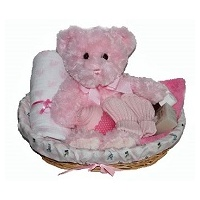 Teddy Gift Basket