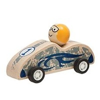 Wooden Racing Cars